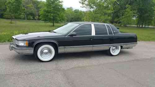 cadillac fleetwood brougham 1995 this is a cadillac used classic cars carscoms com