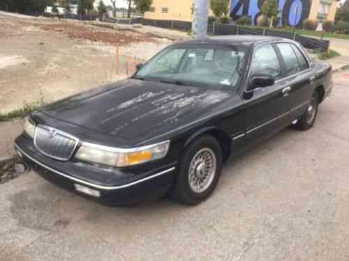 1995 Mercury Grand Marquis >> Mercury Grand Marquis Ls 1995 Parts Or Repair New Tires Put Used