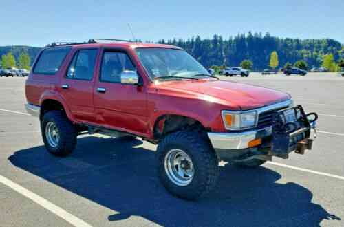 toyota 4runner 4x4 4wd 22re 22r e 5 speed sr5 lifted keith used classic cars toyota 4runner 4x4 4wd 22re 22r e 5