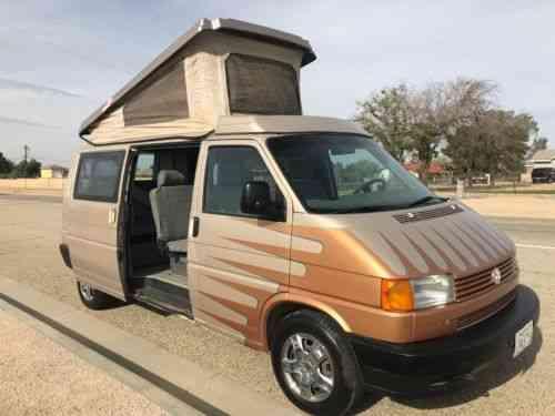 Volkswagen EuroVan Camper (1995)