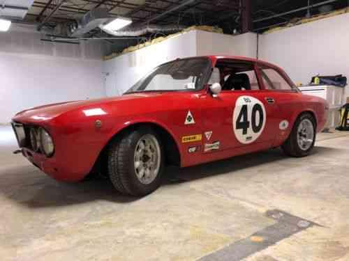 Vintage Alfa Romeo >> Alfa Romeo 1750 Gtv Vintage Race Car