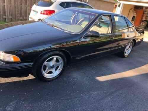Chevrolet Impala 4DR (1996)