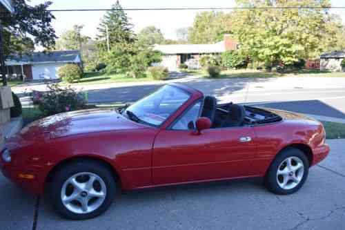 Mazda Mx 5 Miata 1996