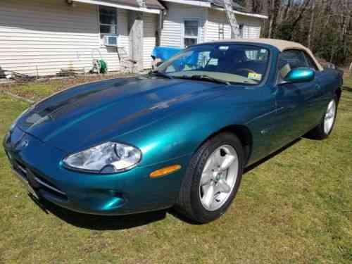Jaguar XK8 Custom (1997)