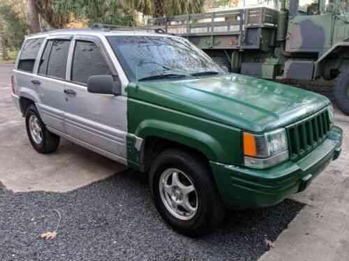 1998 Jeep Grand Cherokee Laredo >> Jeep Grand Cherokee Laredo 1998