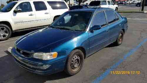 Toyota Corolla (1998)