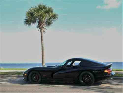 Viper Gts For Sale >> Dodge Viper Gts For Sale Very Rare Car Acr Coupe 2 Door 1999