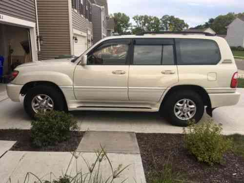 lexus lx470 base 4 7l toyota land cruiser 1999 this is a used classic cars lexus lx470 base 4 7l toyota land