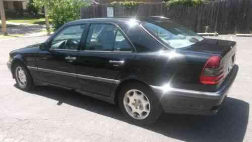 mercedes benz c class 1999 model