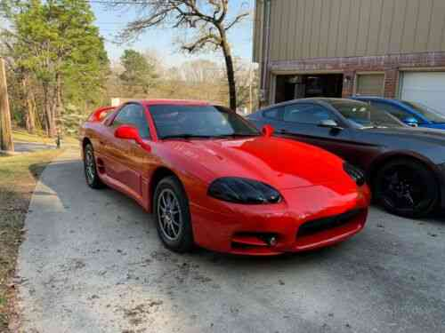 Mitsubishi 3000gt 1999 Here Is A Video Of The Car It S A Used
