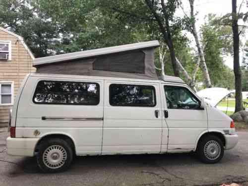 Vw Eurovan Camper >> Volkswagen Eurovan Camper 1999 Located In Salem New Used Classic Cars