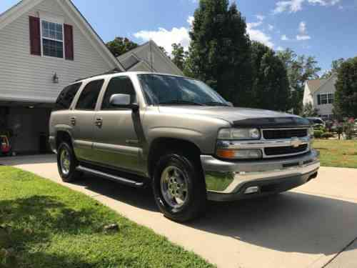 Excalibur Auto Body >> Chevrolet Tahoe (2000) Tahoe New Body Style Drives Like ...