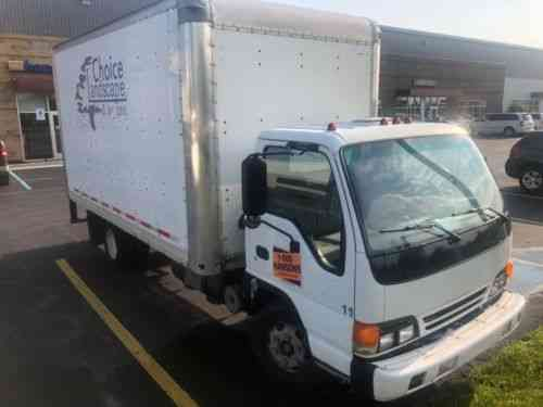 Isuzu Npr (2000) Isuzu Npr With 15ft Box Runs Great   Drives: Vans, SUVs,  And Trucks Cars