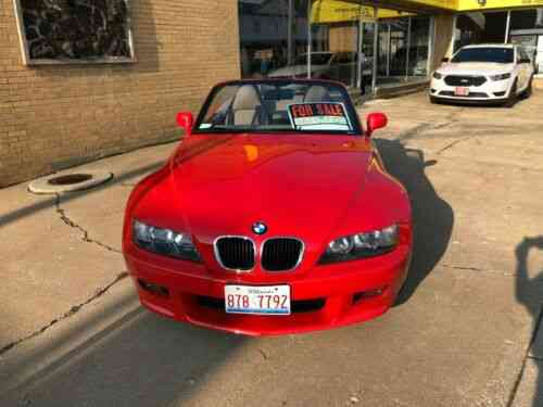Bmw Z3 2 5i 2001 Vehicle Is Near Perfect You Will Not