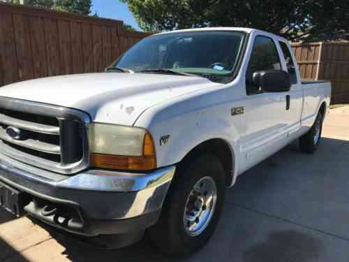 ford f 250 2001 ford f 250 xl supercab long bed 2wd used classic cars. Black Bedroom Furniture Sets. Home Design Ideas