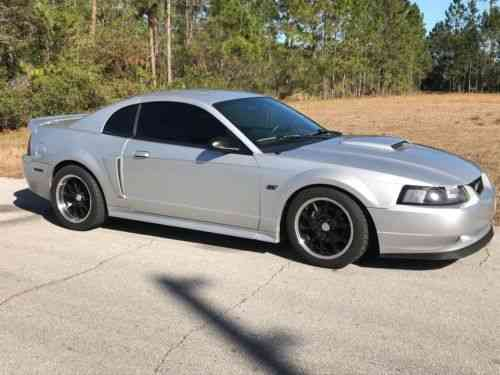 Ford Mustang Mustang Gt Gt 2001 2001 Ford Ford