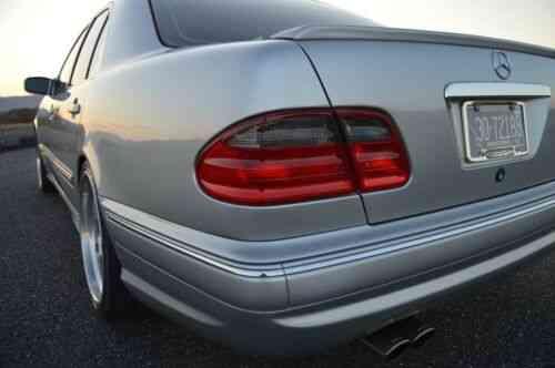 Mercedes Benz E55 AMG Kleemann MINT (2001)