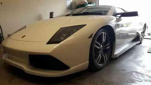 Replica Kit Makes Lamborghini Murcielago 2001 Up For Sale Is Used