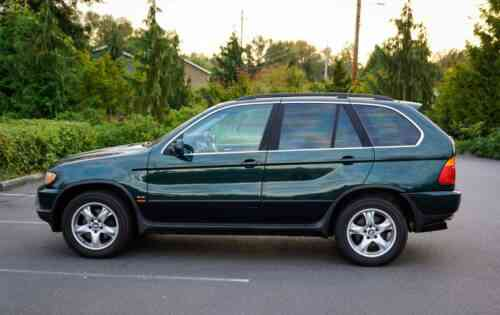 Bmw X5 4 4i Awd Suv 140k Mi With Tow Hitch Package 5900 Used Classic Cars