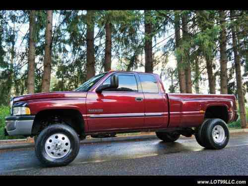 Get 2002 Dodge Ram 3500 Dually For Sale