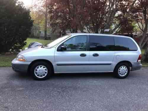 ford windstar lx 2002 completely rebuilt front end replace used classic cars carscoms com