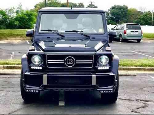 Mercedes Benz Brabus >> Mercedes Benz Brabus Edition G500 Full Conversion G63 Amg