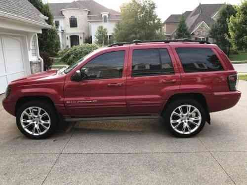 jeep grand cherokee overland 2003 no reserve clear title used classic cars jeep grand cherokee overland 2003 no