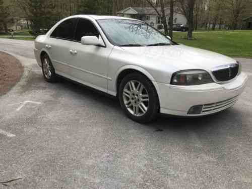 Lincoln Ls 2003 For Sale Lincoln Ls V8 Custom Exhaust Runs Used Classic Cars