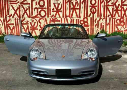 911 Carrera Cabriolet Low Miles 44 000 Amazing Condition