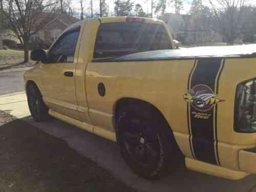 Dodge Ram 1500 Rumble Bee 2004 If You Ve Been Waiting For Used