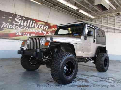 Jeep wrangler sport 2004 sullivan motor company inc for Sullivan motor company inc