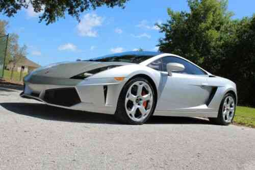 Lamborghini Gallardo 2004 Extremely Well Maintained Used Classic Cars