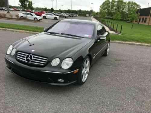 Mercedes-Benz CL600 AMG RENNtech (2004)
