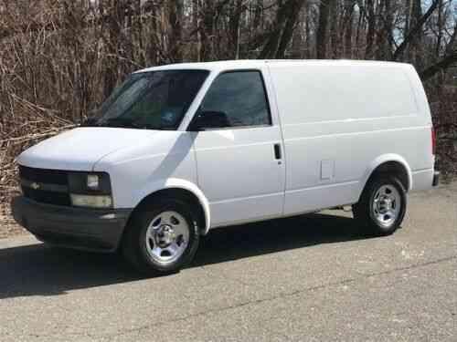 Chevrolet Astro 2005 Chevy Astro Cargo Van According To Used Classic Cars