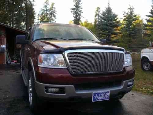 ford 150 king ranch 2005