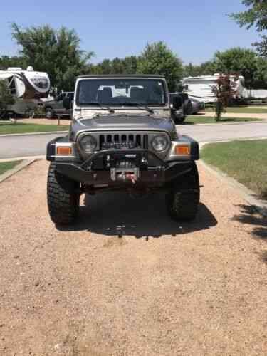 Jeep Wrangler Hemi >> Jeep Wrangler Rubicon Unlimited Lj Hemi 2005