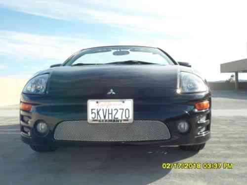 Mitsubishi Eclipse Spyder Gts 2005 Used Clic Cars