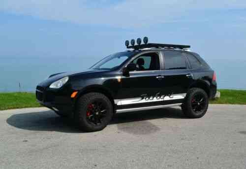 My Awesome Porsche Cayenne Turbo Safari With 131k Miles And Used Classic Cars