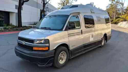 Roadtrek 210 (1994) Hello Ebay I M Putting Up My Chevrolet