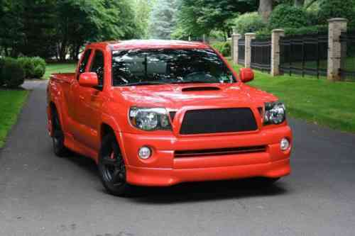 toyota tacoma x runner 2005 toyota tacoma x runner used classic cars. Black Bedroom Furniture Sets. Home Design Ideas