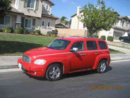 Chevrolet Hhr Lt 2006 For Sale Is A Chevy Hhr Lt Clean Title