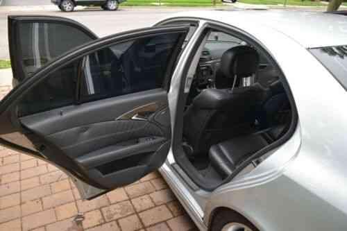 Mercedes-Benz Weistec E55 AMG (2006)