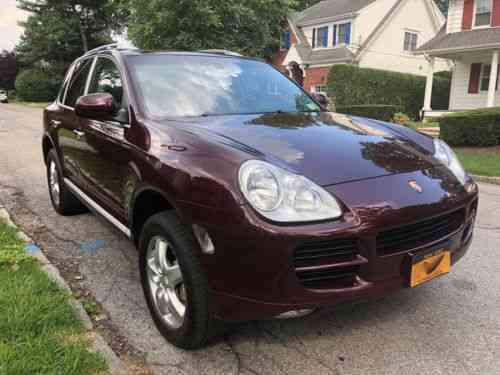 Porsche Cayenne S Awd 4dr Suv 2006 This Cayenne S Has A