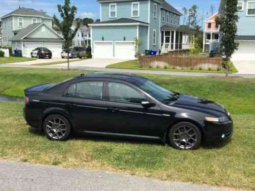 Acura Tl Type S For Sale >> Acura Tl Type S 2007 I Am The Original Owner Of This Car And Used