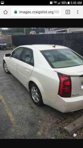 Torussia: Cadillac Cts V For Sale Craigslist