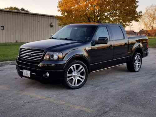 ford f 150 harley davidson 2007 ford f 150 harley used classic cars. Black Bedroom Furniture Sets. Home Design Ideas
