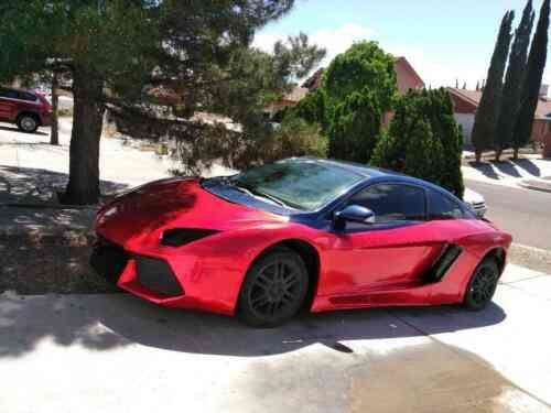 Lambo Aventa Kit Car It Is Being Relisted At A Much Much Used