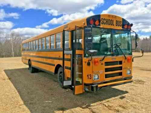 Thomas School bus (2007)