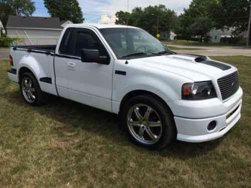 ford f 150 roush nitemare 2008 ford f 150 roush used. Black Bedroom Furniture Sets. Home Design Ideas