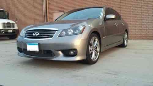 Infiniti M45 2008 Lifted Directly Off My Craigslist Posting Used